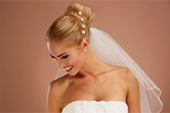 bridal hair acessories